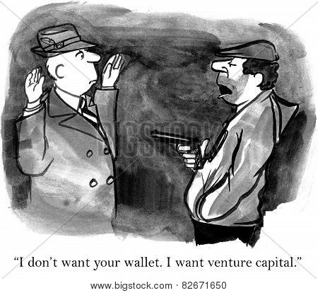 Venture Capital Mugging