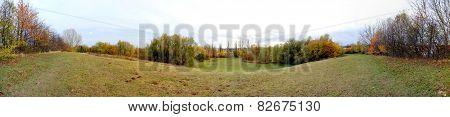 Hill Panorama