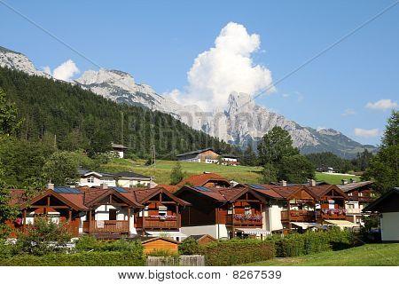 Alpine Town