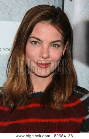 LOS ANGELES - FEB 11:  Michelle Monaghan at the