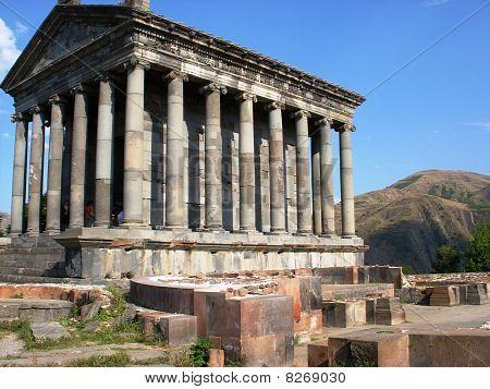 Temple Garni, Armenia