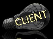 stock photo of clientele  - Client  - JPG