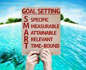 stock photo of goal setting  - Goal Setting  - JPG