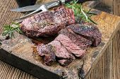 picture of wagyu  - Grilled Steak - JPG