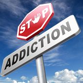 picture of crack addiction  - stop addiction of alcohol gaming internet computer drugs gamble addict get them to rehab or rehabilitation - JPG