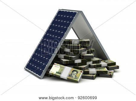 Iranian Rial Energy Saving