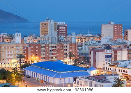 Puerto De Mazarron, Spain