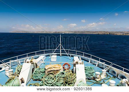 Gozo Ferryboat, Malta