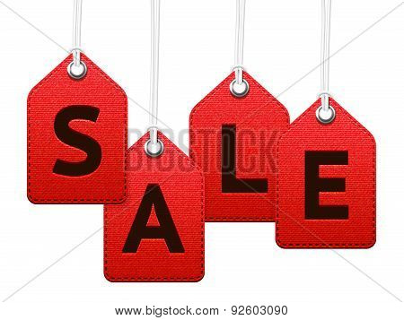 Sale Textile Labels