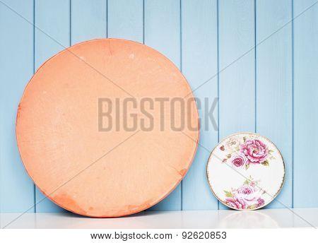 China Tea Saucer