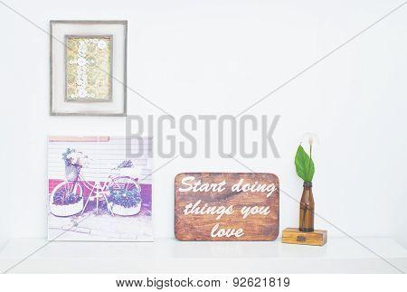Interior Still-life