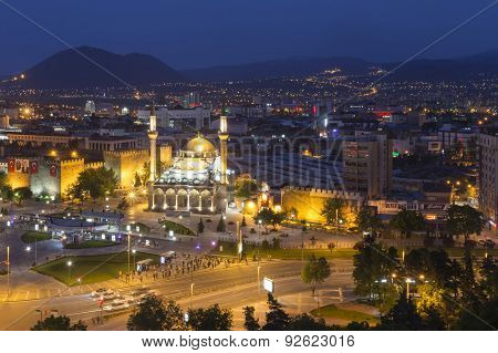 Kayseri City, Turkey