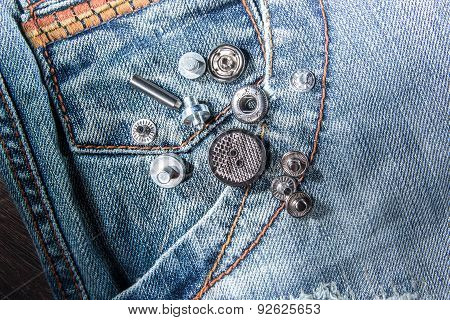 Riverts On Jeans