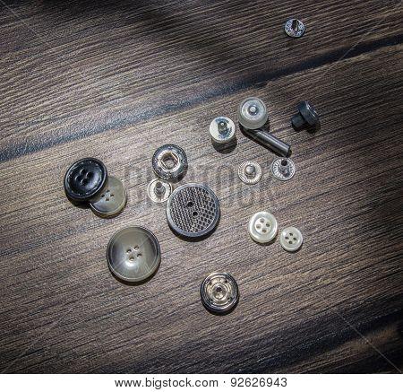 Diverse Buttons