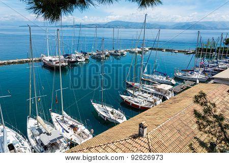 Beautiful Marine,corfu,greece