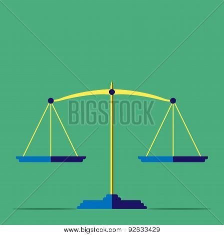 Scales, Justice, Weighing Concept