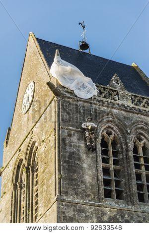 St Mere Eglise