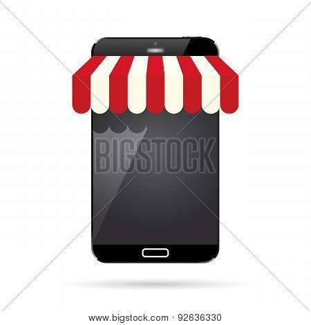 Online Mobile Shop