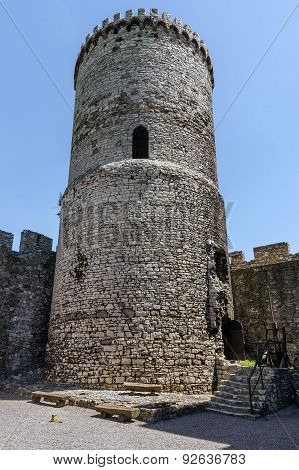 Tower of the Bedzin Castle