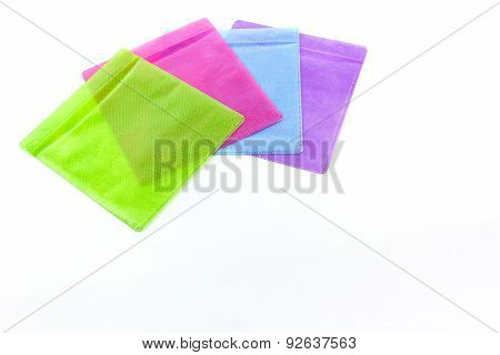 Colorful Of Cd Paper Case.