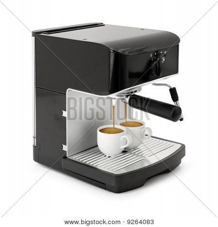 Espresso Coffee Brewing