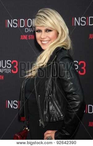 LOS ANGELES - JUN 4:  Jodie Sweetin at the