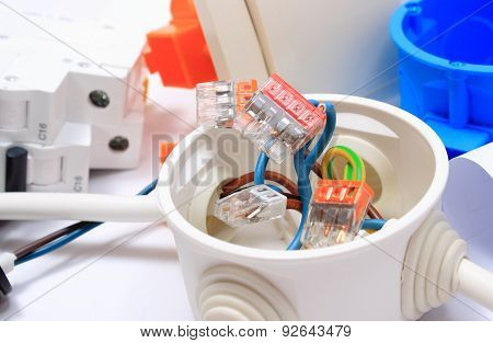 Components For Electrical Installations
