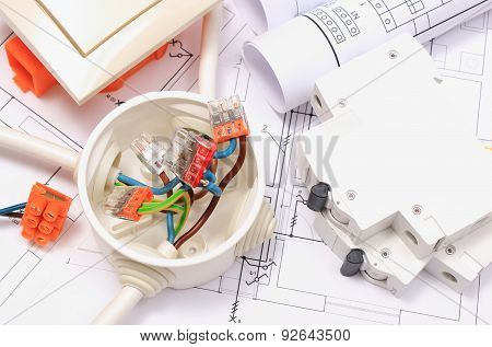 Components For Electrical Installations And Construction Diagrams