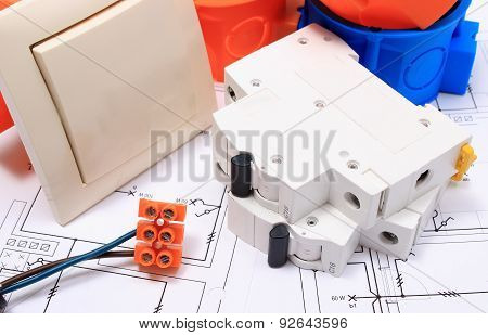 Components For Electrical Installations And Diagrams