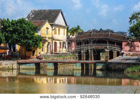 Japanese Bridge, Hoi An, Vietnam