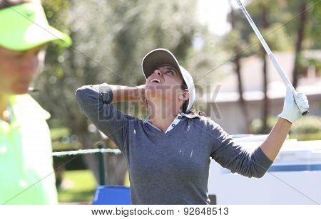 Mo Martin At The Ana Inspiration Golf Tournament 2015
