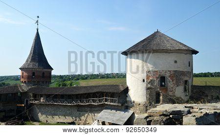 European Castle Yard