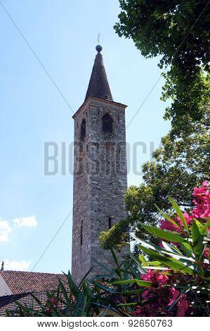 A steeple