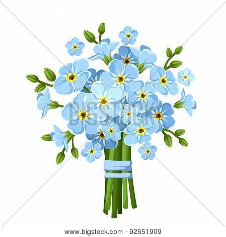 Forget-me-not_bouquet_eps8.eps