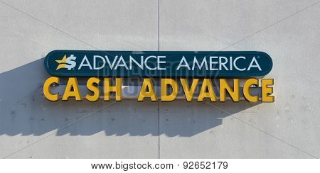 Advance America Store