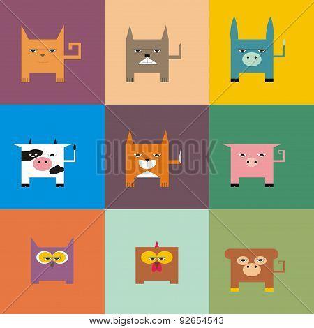 Square Animals.eps