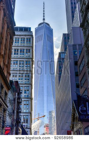 One World Trade Center - New York City