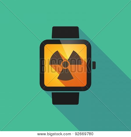 Smart Watch With A Radio Activity Ign