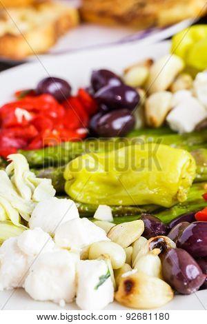 Vegetarian Antipasto