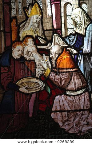 Stainedglass Window