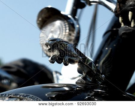Detail on Harley-Davidson