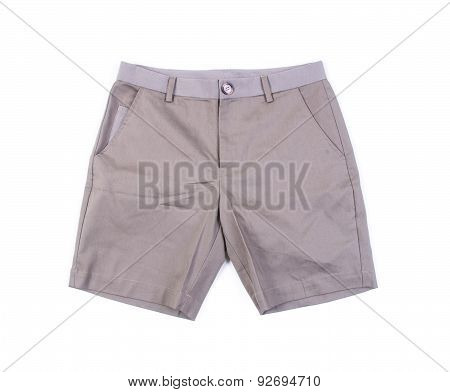 Shorts. Shorts On Background. Shorts On A Background.