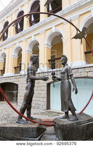 Friendship Statue - Macau