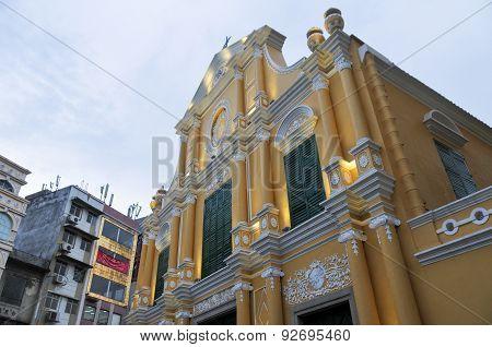 Saint Domingos Cathedral - Macau