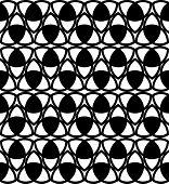 picture of triquetra  - Black - JPG
