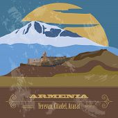 picture of armenia  - Armenia  infographics - JPG