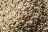 picture of mica  - Macro close up of gravel texture background [[** Note: Shallow depth of field ** Note: Visible grain at 100%, best at smaller sizes - JPG