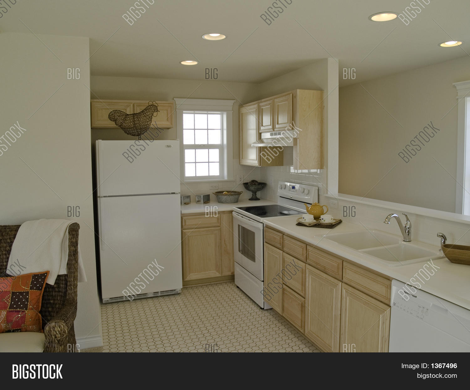 Galley Kitchen Apartment small apartment galley kitchen a in rowhouse decor