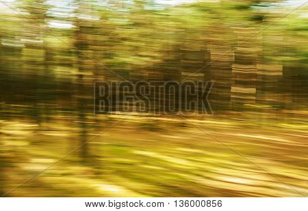 movement background abstract sun light motion blur