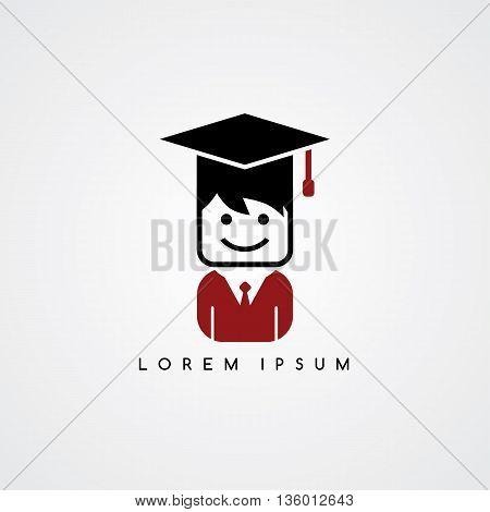 Academic College Student Avatar